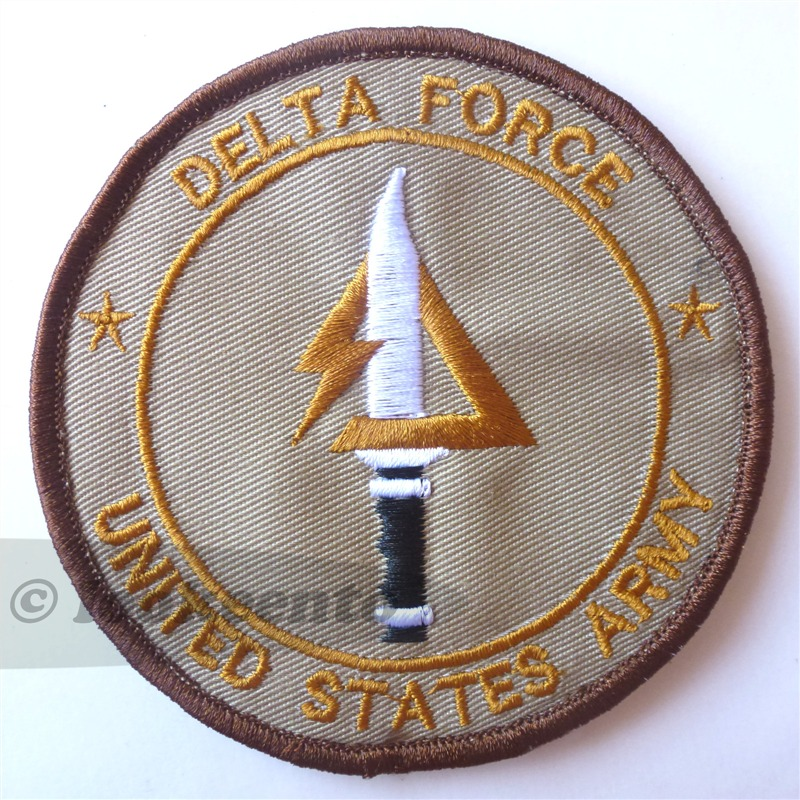 1st Special Forces Operational Detachment Delta Patch Desert 1st Special Forces Operational Detachment Delta Force Call of Duty