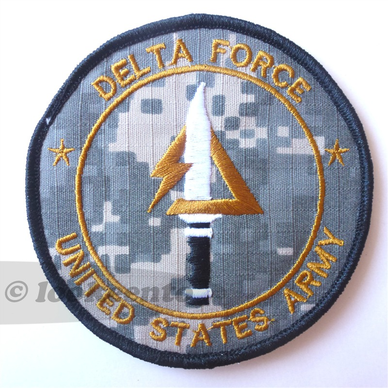 Us army delta force patch